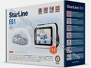 Starline E61 2Can,автосигнализации в нягани, автосигнализация старлайн, автозапуск, охранный комплекс, противоугонная система, купить автосигнализацию старлайн в нягани, установить автосигнализацию в нягани, студия тонирования в нягани, инструкции старлайн