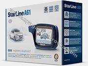 Starline A61 Dialog,автосигнализации в нягани,автосигнализация старлайн,автозапуск, охранный комплекс, противоугонная система, купить автосигнализацию старлайн в нягани, установить автосигнализацию в нягани, студия тонирования в нягани, инструкции старлайн