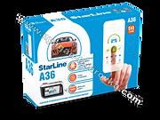 Starline A36 2Can,автосигнализации в нягани, автосигнализация старлайн, автозапуск, охранный комплекс, противоугонная система, купить автосигнализацию старлайн в нягани, установить автосигнализацию в нягани, студия тонирования в нягани, инструкции старлайн