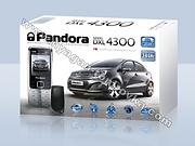 Pandora DXL-4300,автосигнализации в нягани, автосигнализация пандора, противоугонная система, купить автосигнализацию в нягани, установить автосигнализацию в нягани, студия тонирования в нягани