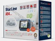 Starline A94 2Can, автосигнализации в нягани, автосигнализация старлайн, автозапуск, противоугонная система, купить автосигнализацию старлайн в нягани, установить автосигнализацию в нягани, студия тонирования в нягани, инструкции старлайн