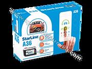 Starline A36, автосигнализации в нягани, автосигнализация старлайн, автозапуск, охранный комплекс, противоугонная система, купить автосигнализацию старлайн в нягани, установить автосигнализацию в нягани, студия тонирования в нягани, инструкции старлайн