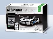 Pandora DXL-3945,автосигнализации в нягани, автосигнализация пандора, противоугонная система, купить автосигнализацию в нягани, установить автосигнализацию в нягани, студия тонирования в нягани