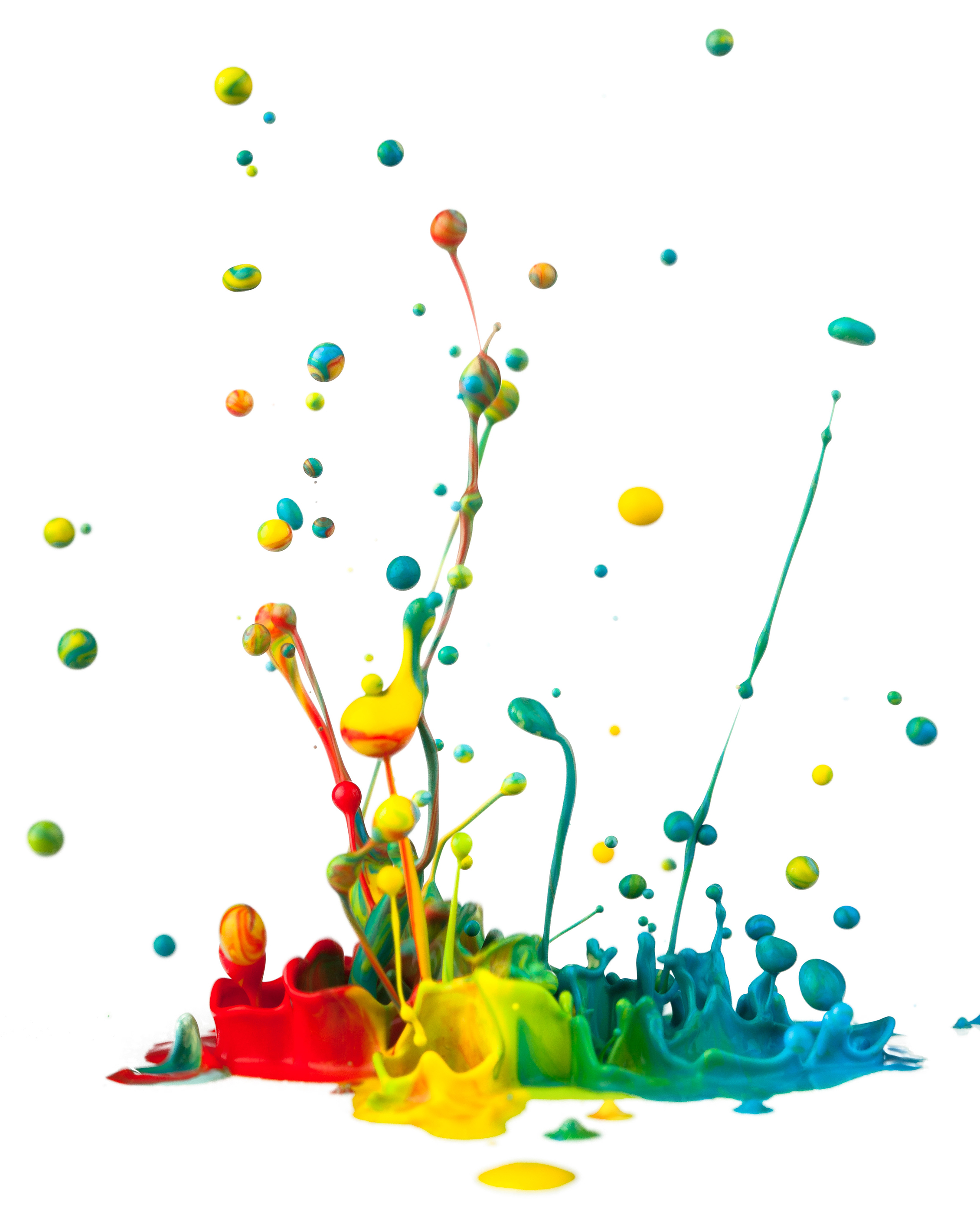 Paints, Coatings and Printing