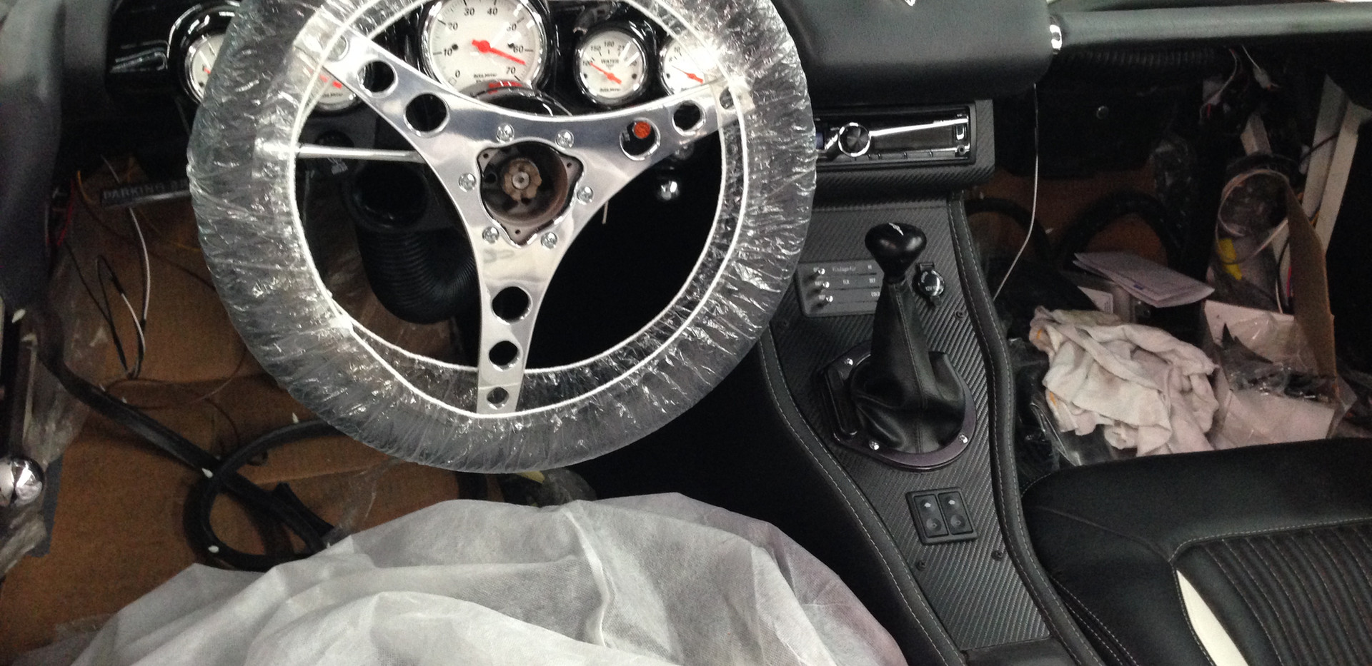 Custom Interior Details