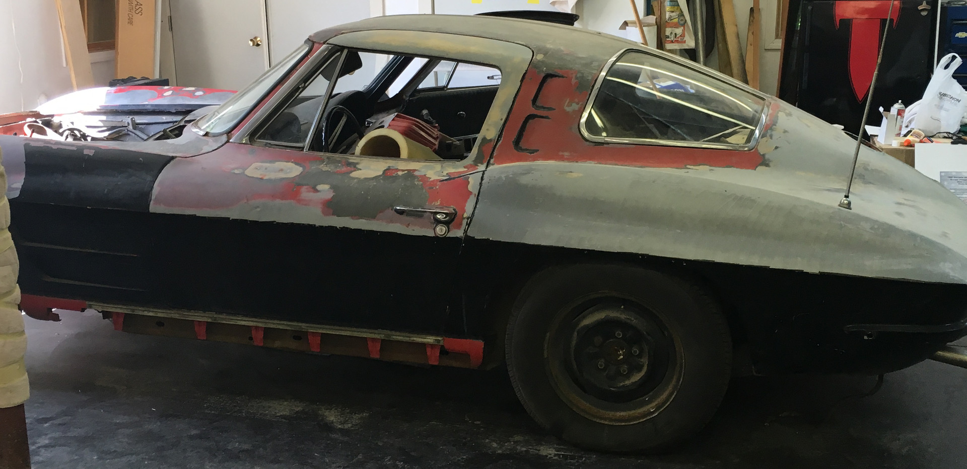 Project to be restored