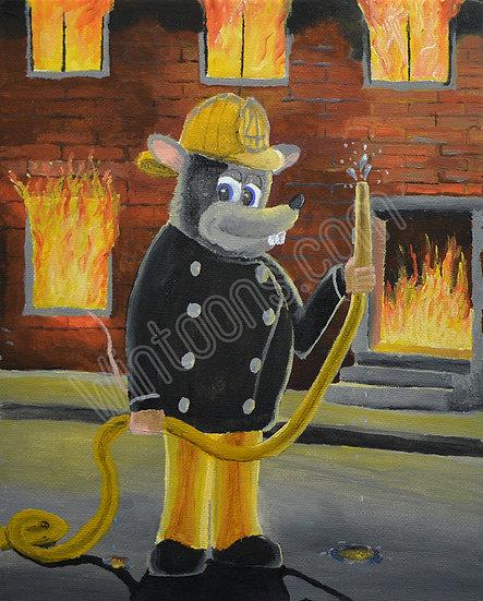 The Fire Rat