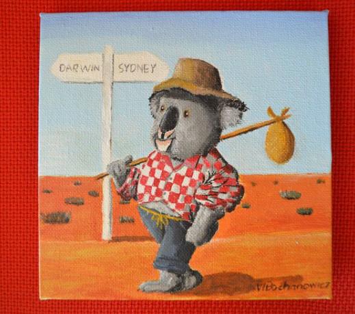 The Travelling Koala