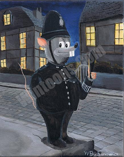 The Bobby Rat