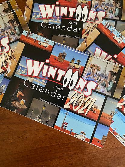 Wintoons.com Calendar 2021
