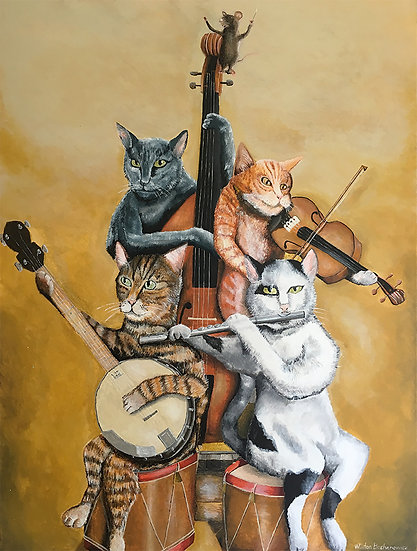 Cat Quartet
