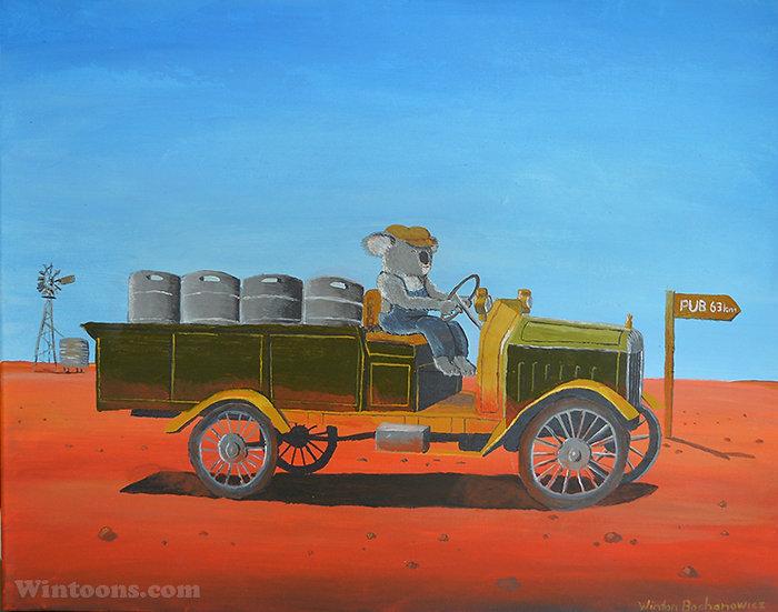 The Beer Truck