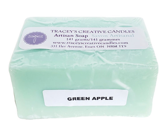 Green Apple Artisan Soap