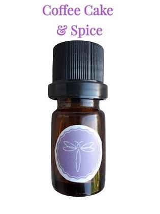 Coffee Cake & Spice Fragrance Oil