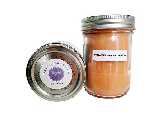 Caramel Pecan Pastry Candle - large