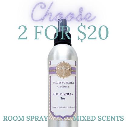 A 2 Room Spray Mixed Bundle