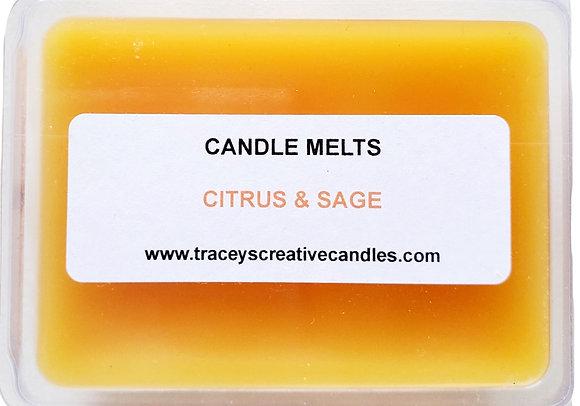 Citrus & Sage Melts