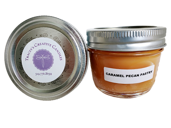 Caramel Pecan Pastry - small