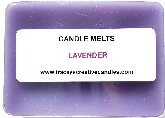 Lavender Melts
