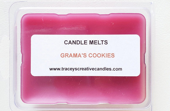 Grama's Cookies Melts