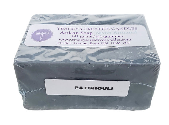 Patchouli Artisan Soap