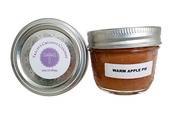 Warm Apple Pie Candle -small
