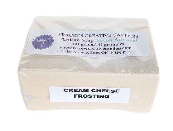 Cream Cheese Frosting Artisan Soap
