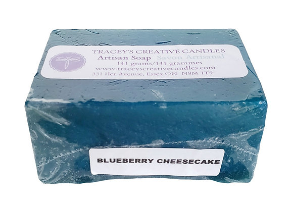 Blueberry Cheesecake Artisan Soap