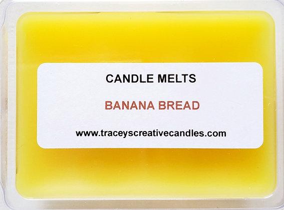 Banana Bread Melts