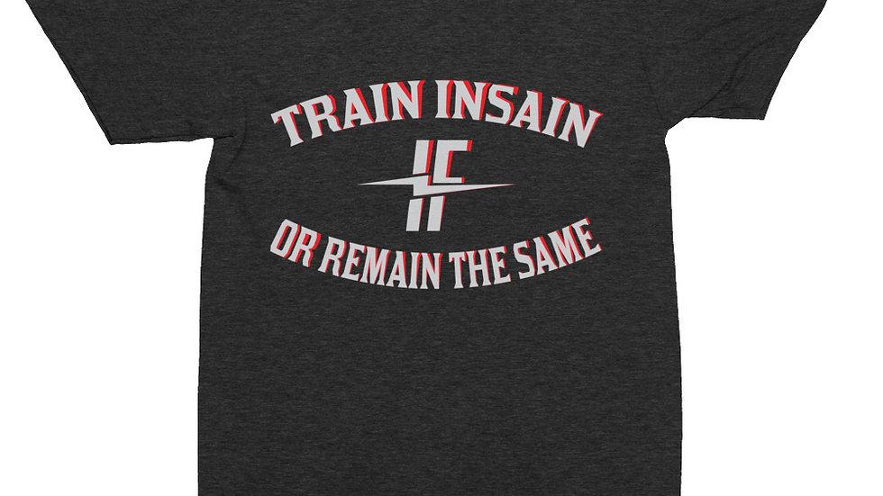Unisex Tri-Blend Insain Track Shirt