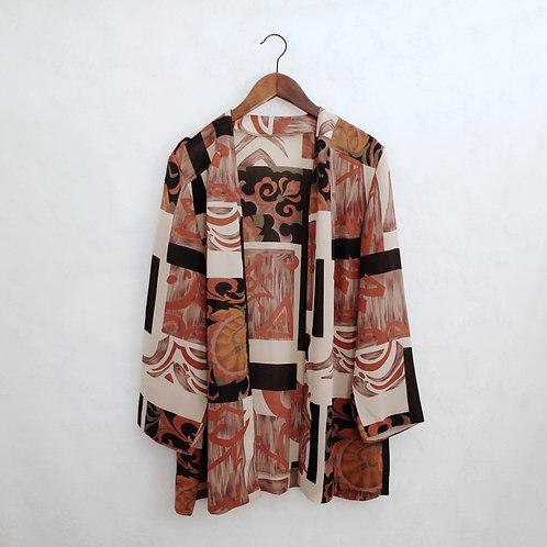 羅馬格長袖外衣