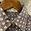 Thumbnail: 灰粉格紋長袖裇