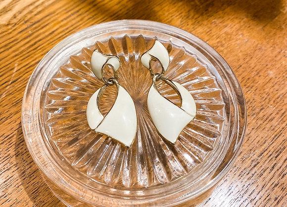 復古耳環 [耳針款]