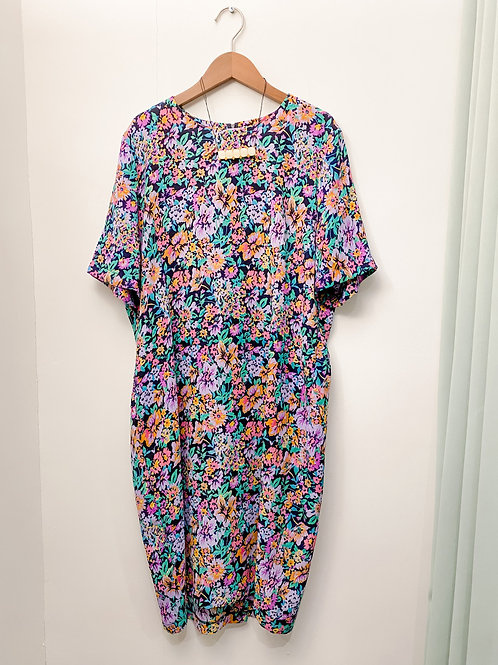 Blossom色彩花花連身裙