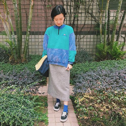 Vancouver🇨🇦藍綠洗水衛衣