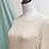 Thumbnail: 麻米小v領短袖連身裙