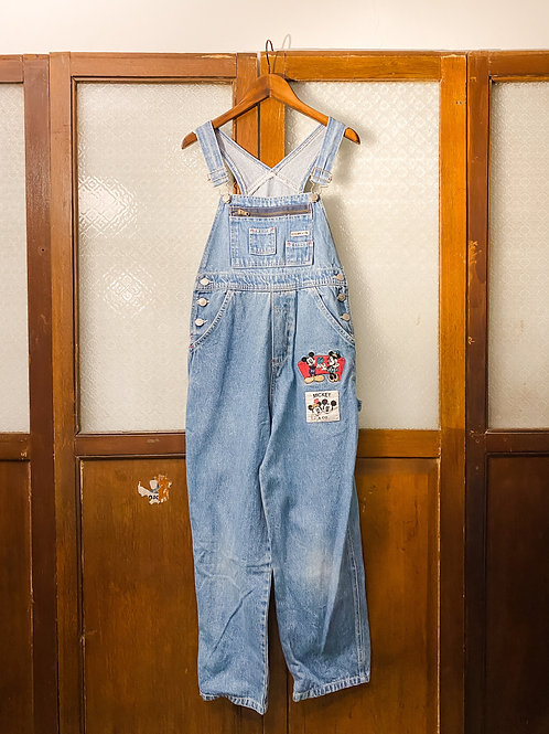 Mickey & Co. 牛仔工人褲