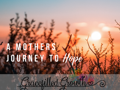 I Chose Faith: A Mothers Journey Finding Hope