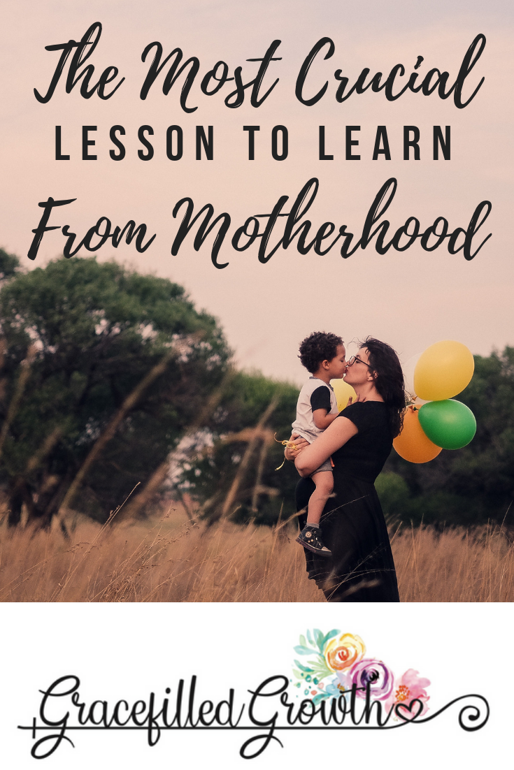 Failing Motherhood. My need for a Savior. Lesson learned from Motherhood. Falling short. Being mom. I need Jesus. Faith throughout motherhood. Learning.