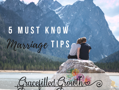 5 Must-Know Marriage Tips To Remember When Marriage Feels Hard