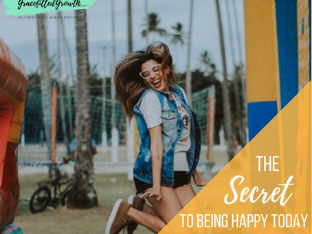 The True Secret To Finding Happiness Today