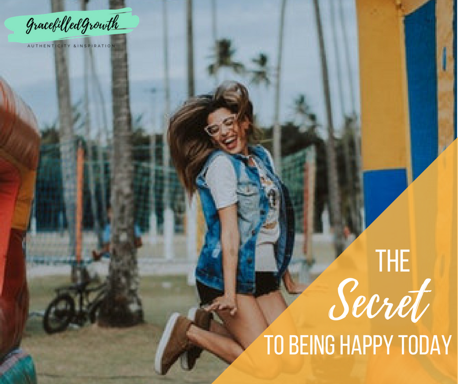 How can I find the true secret to living a happy life? Find your answer here.