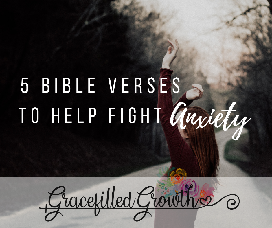 Bible verses to help anxiety. 5 Bible verses to help fight anxiety. Overcoming anxiety. Scripture about anxiety. How can I deal with anxiety? What does God say about anxiety? Scripture for the anxious heart.