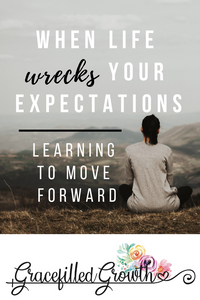 Tragedy. Special needs parenting. How to move forward when live wrecks your expectations. Learning to thrive amidst a hard medical diagnosis. Hope.