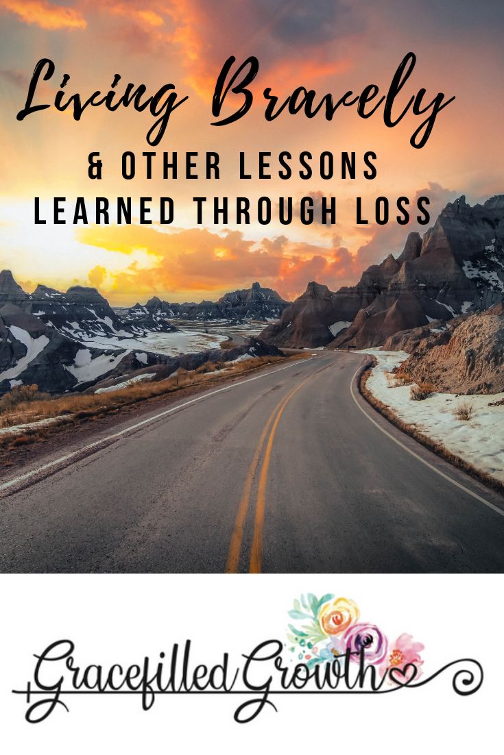 Special needs parenting. The change that occurs when someone with your child's diagnosis passes away. Grief. Learning to thrive. Living bravely and other life lessons learned from loss.