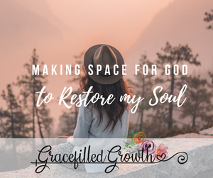 4 ways to refresh your body, mind, and soul. How can God refresh my soul. Renewed spirit. Faith. He Restores my soul. Finding Restoration.