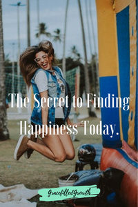 Can I be happy? How can I live a truly happy life? Find the secret here.