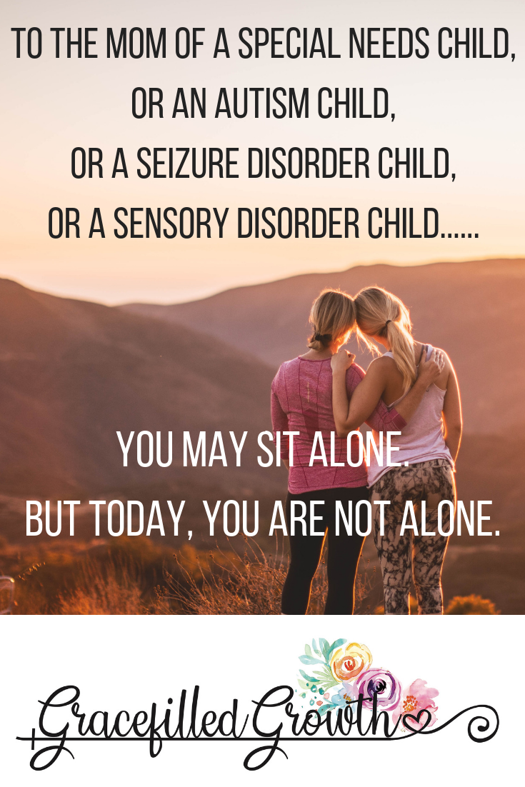 Special Needs Parenting. Motherhood. Being Alone. Loneliness. Medically fragile. Being mom. Parenting alone.