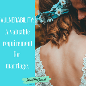 we live in a world where vulnerability is fear, and independence is power. But, is that how it should be? Here's why vulnerability is a key component in marriage.