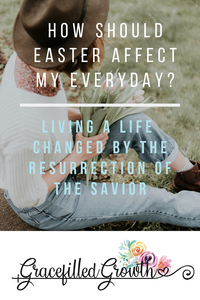 Jesus is alive, now what? How Easter Affects our everyday. Living a life mindful of a risen Savior. Jesus Christ. The Resurrection.